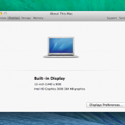 Macbook Air 13.7