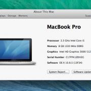 Macbook Pro 13.11