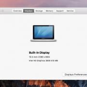 Macbook Pro 13.2011.8