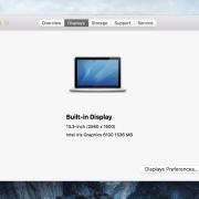 Macbook Pro Retina 13.2