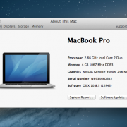 Macbook Pro 15 Core 2.7