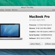 Macbook Pro 13.1.1