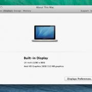 Macbook Pro 13.1.2