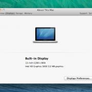 Macbook Pro 13.3.2