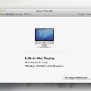 iMac 24.7