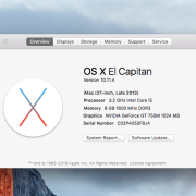 iMac 27.7