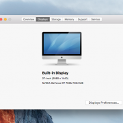 iMac 27.8