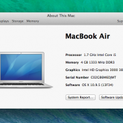 Macbook Air 13.6