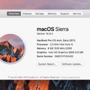 Macbook Pro 13.2011.7