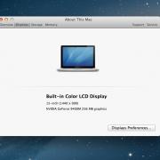 Macbook Pro 15 Core 2.6