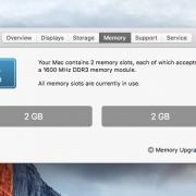 Mac mini 2.5GHz.8