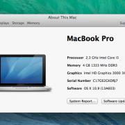 Macbook Pro 13.2.1
