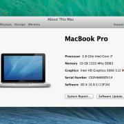 Macbook Pro 13.3.1